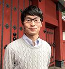 卒業生 東京大学 理科一類 嶽 俊太郎さん