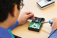 電気工学コースイメージ