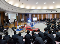 工業科課題研究発表会