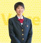 商業科2年 宮之脇さん