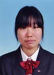 木村茉里子さん(伊敷台中)=英数コース3年