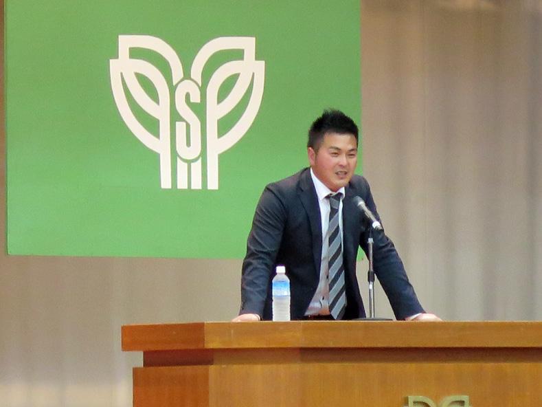 教育講演会 実施 | 樟南高等学校