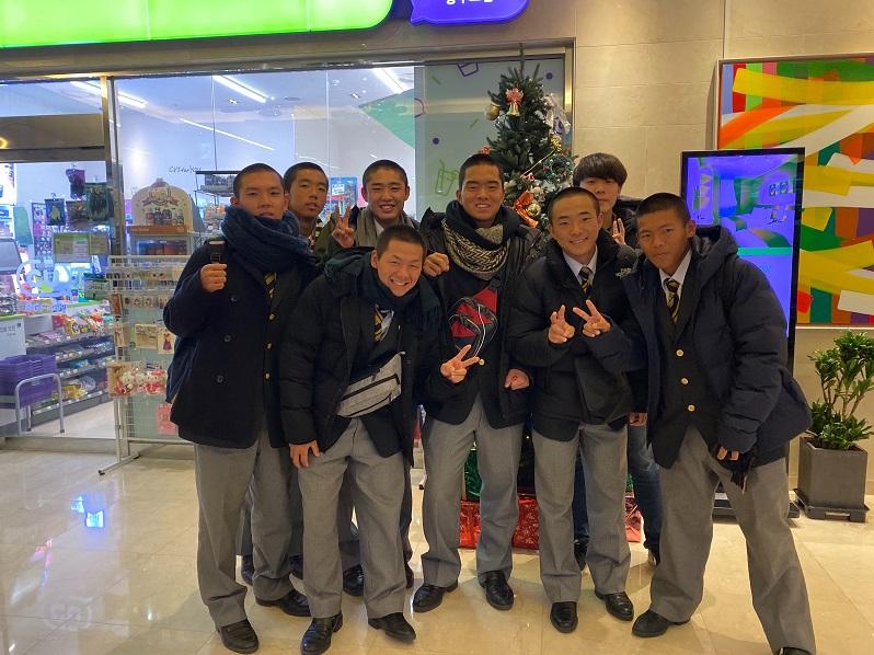 2019修学旅行Korea編2