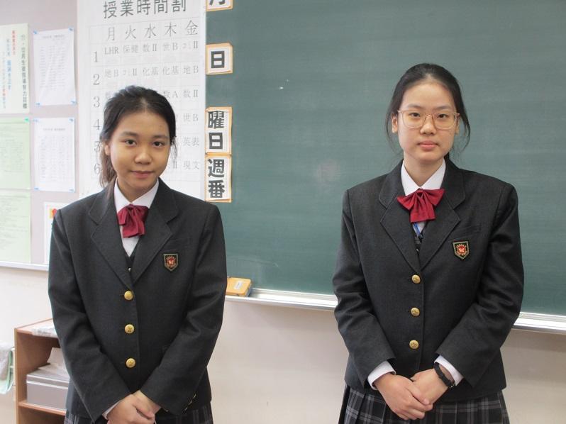 在校生と留学生、お互い理解が深められますように!