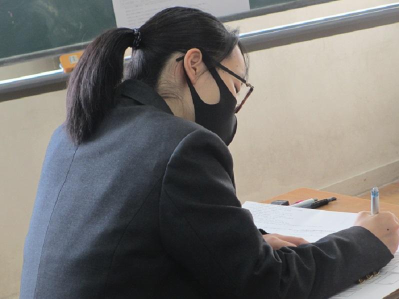 基礎と応用が問われた3学期最初の試験