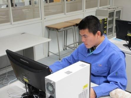 高度な工業技術に対応できるエンジニアの育成!