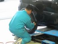 在学中に三級自動車整備士の資格を取得できる!