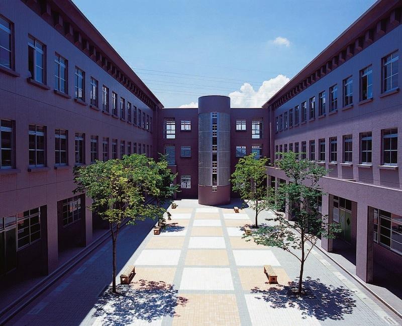 樟南高等学校画像